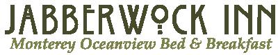 Jabberwock Inn, Monterey California Logo