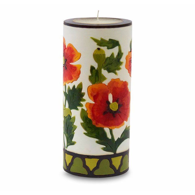Moon Alley California Poppies Candles