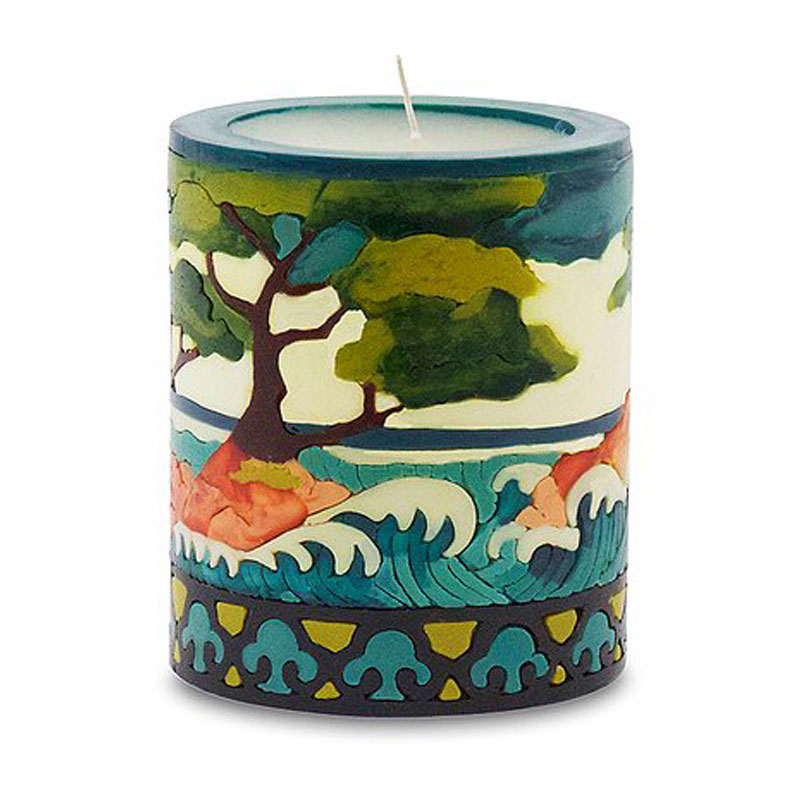 Moon Alley Monterey Cypress Candle