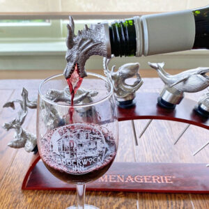 Jabberwock Dragon Wine Pourer (& other characters)