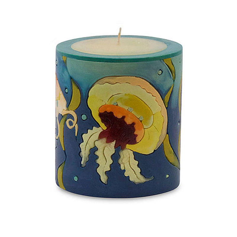 Moon Alley Candle Jellyfish Candle