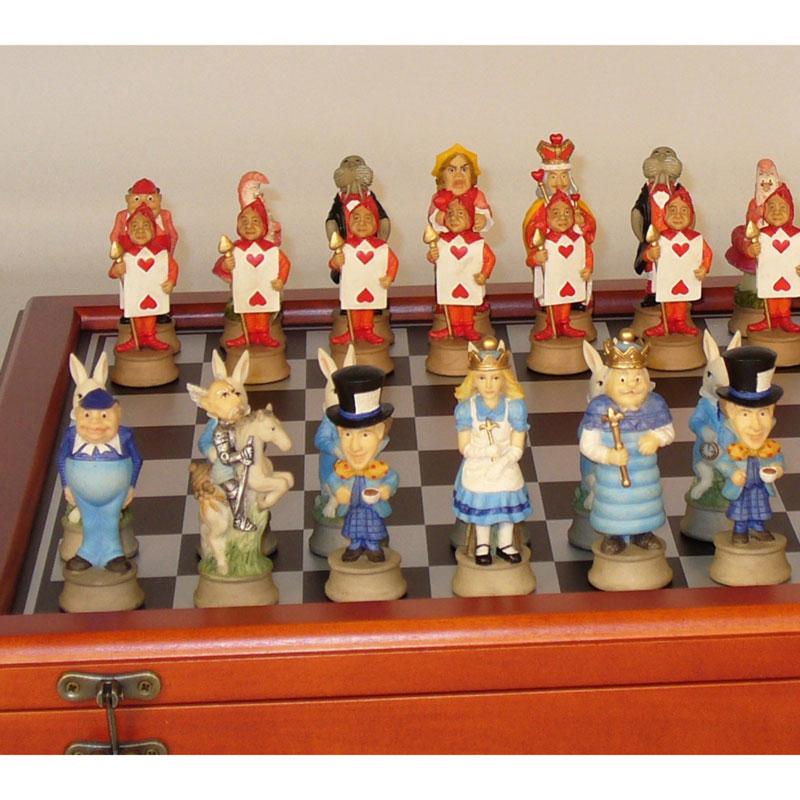 Jabberwock chess set