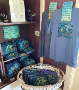 Jabberwock t shirt display