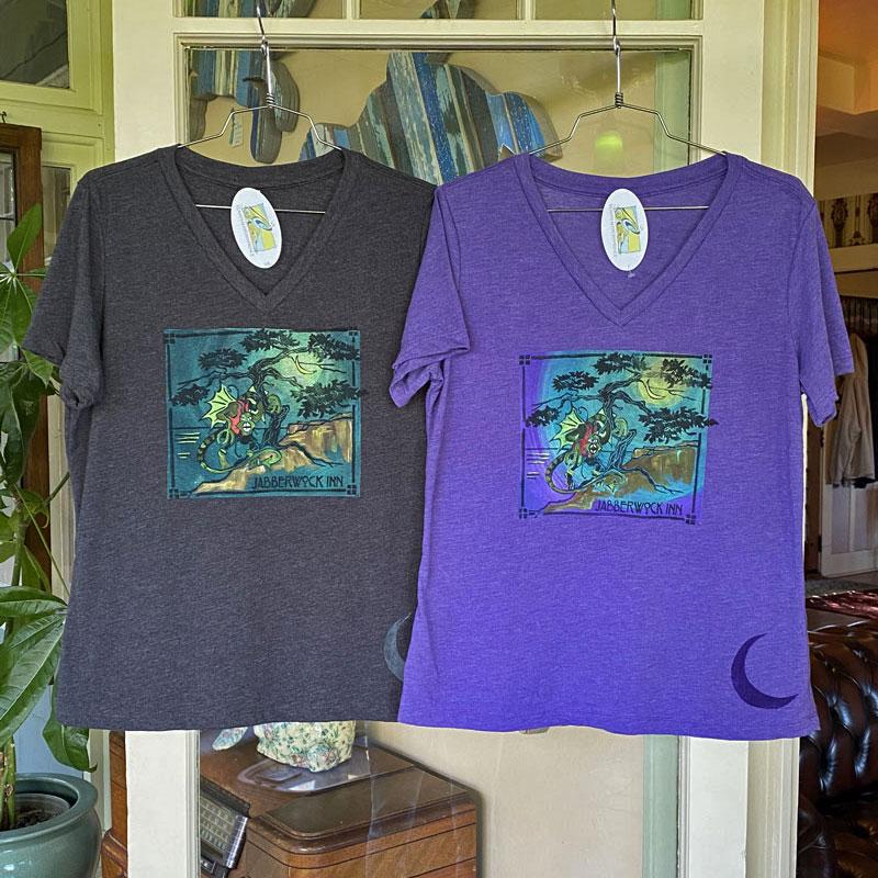 jabberwock tee shirt women's